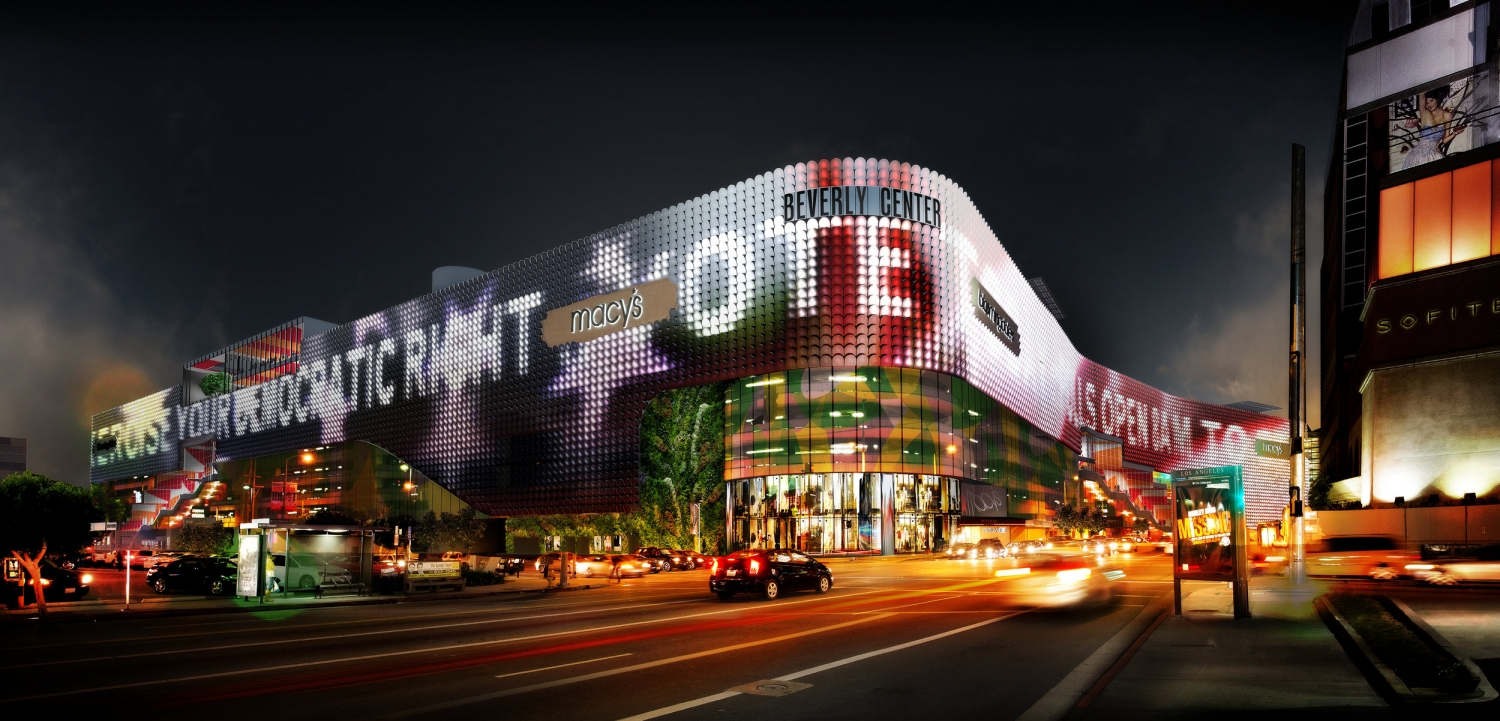 BEVERLY CENTER COMPETITION