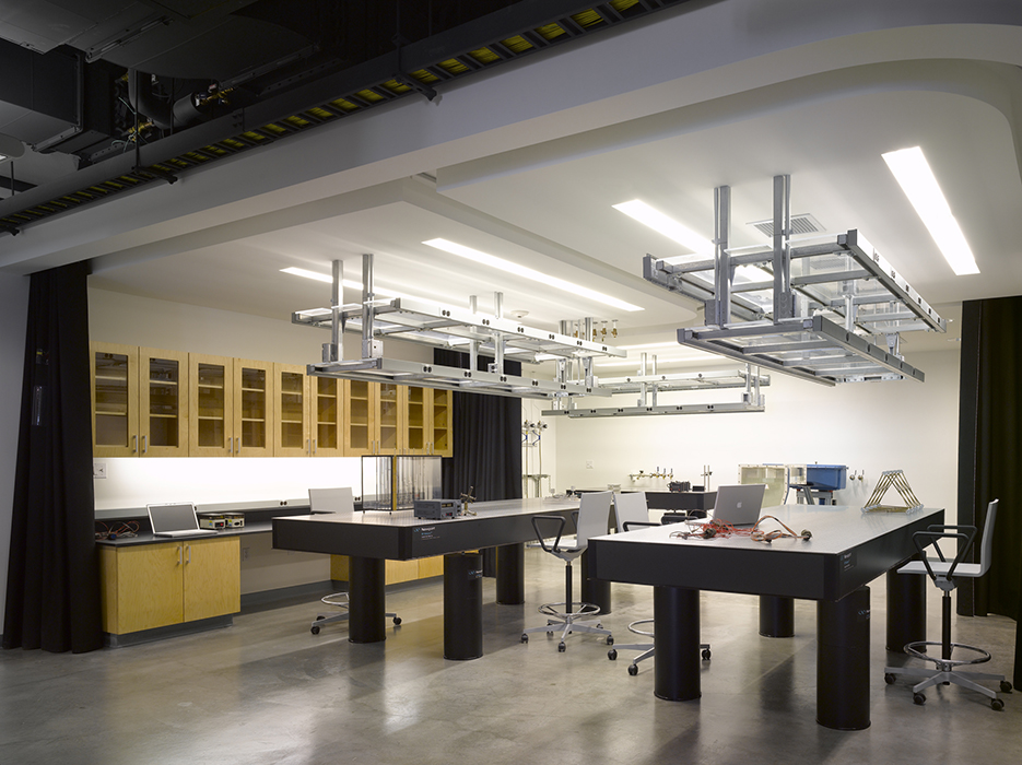 GRADUATE AEROSPACE LABS (GALCIT), Caltech