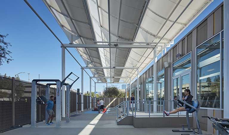 Kinross Recreation Center, UCLA