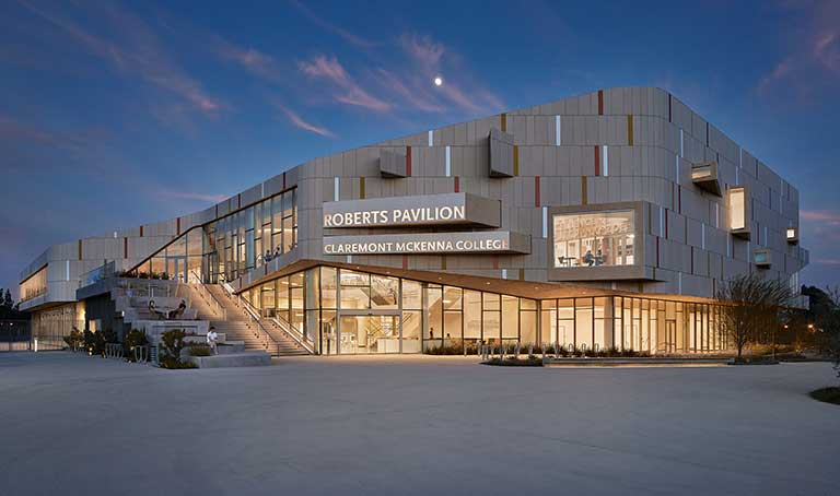 Roberts Pavilion, Claremont McKenna College