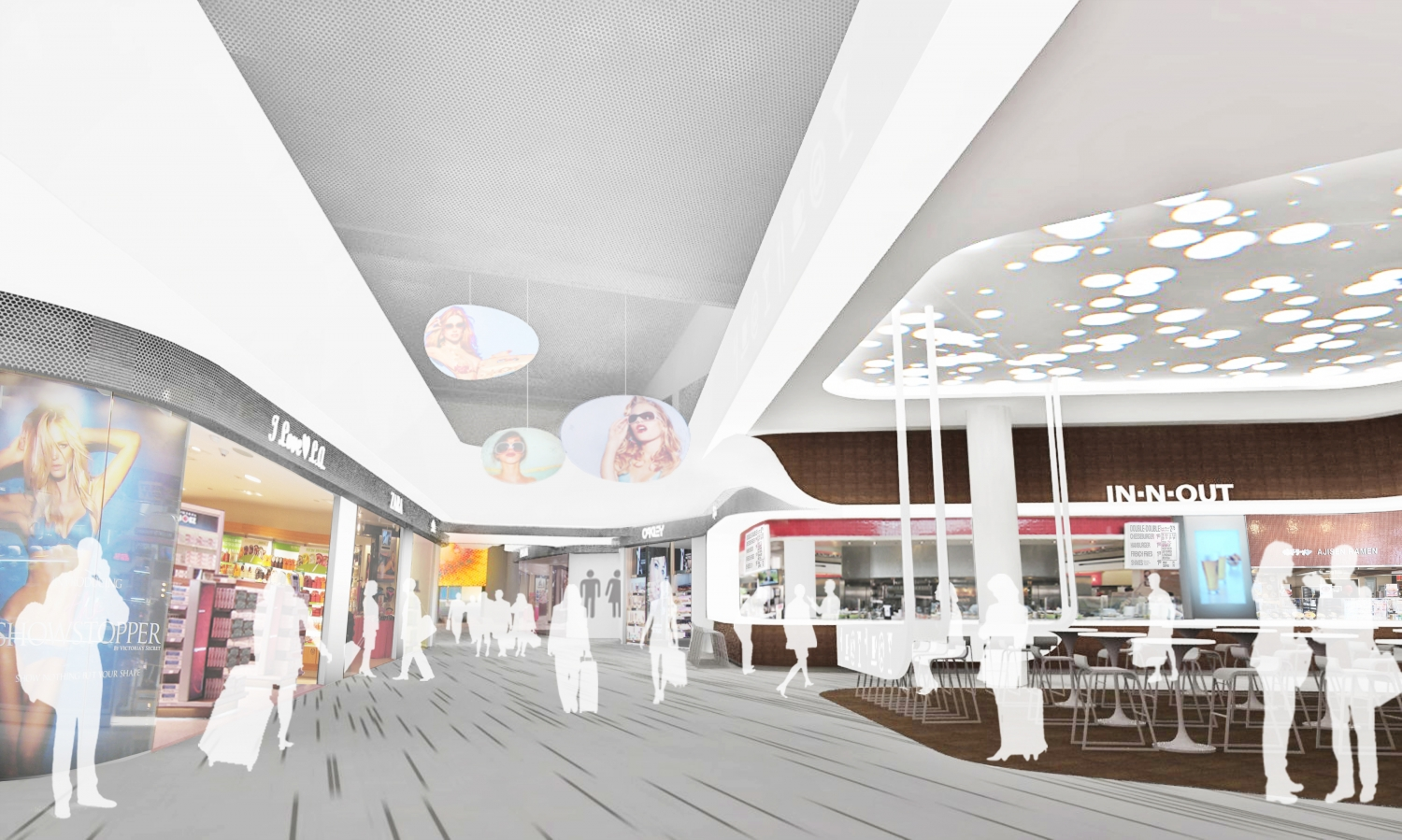 T2 At LAX Concept